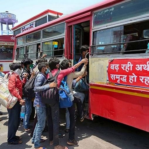 Agra Bus Hijack: Finance company takes over bus with passengers after death of owner