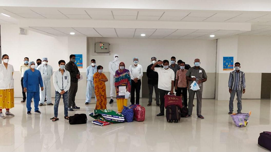 Coronavirus in Madhya Pradesh: 13 cases take Ratlam tally to 671, 13 more discharged