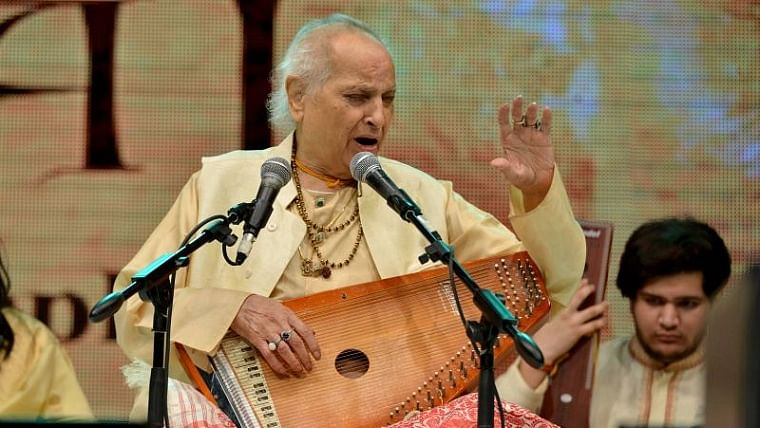 A tribute to Pandit Jasraj: Of glamour and gharana