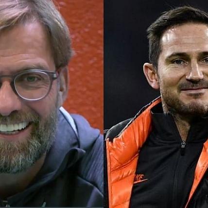 Premier League: Jurgen Klopp, Frank Lampard among four nominees for 2019/20 Manager of the Season award