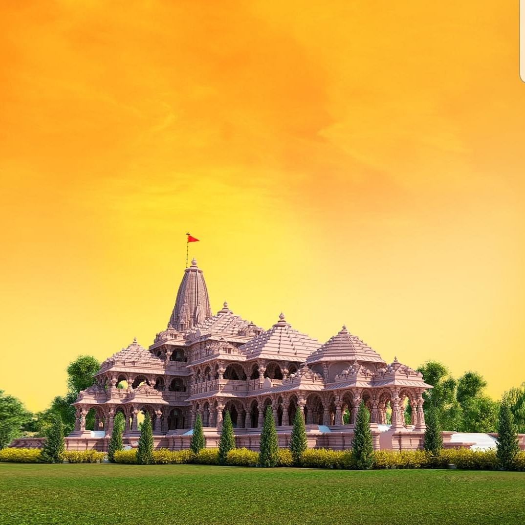 Madhya Pradesh: Ayodhya-like Ram temple to be built on Narmada banks in Khargone