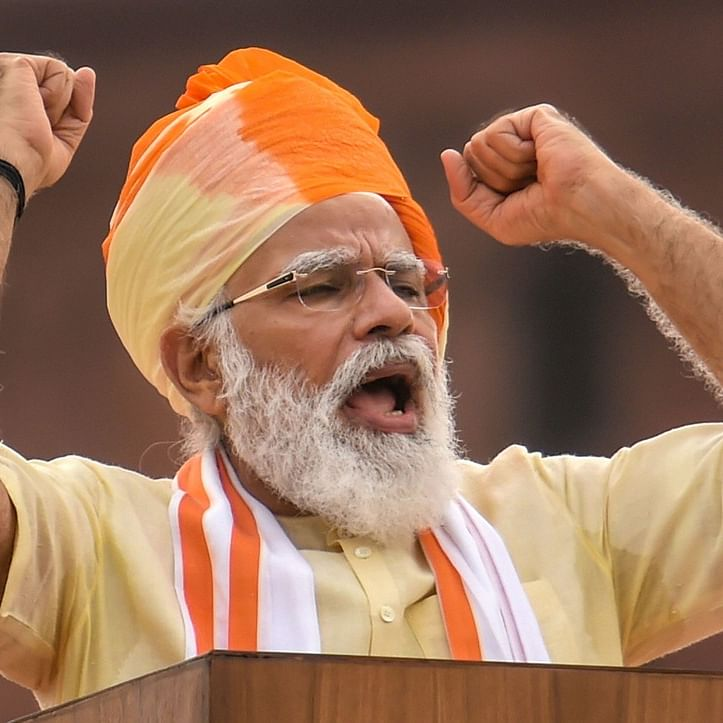 'Born to break taboos': Twitter hails PM Modi for speaking about sanitary napkins during I-Day speech from Red Fort