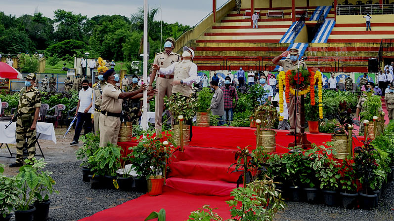 NTPC-Ramagundam celebrates 74th Independence Day