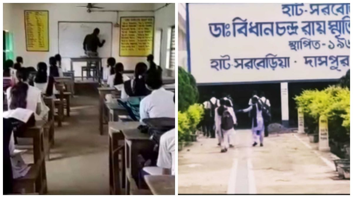 West Bengal: Education department sends notice to West Midnapore school for restarting classes