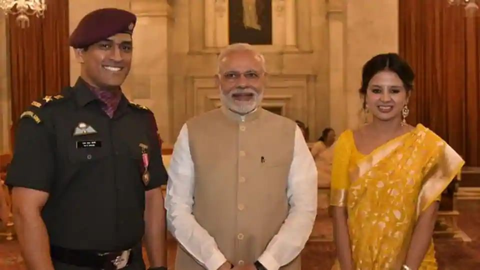 Full text of PM Modi's letter to MS Dhoni upon his retirement