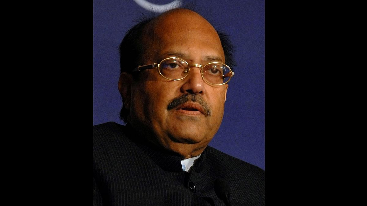 Master politician and Rajya Sabha MP Amar Singh passes away