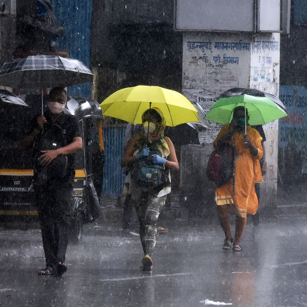 10 devastating pictures that shows how August 5 rains savaged Mumbai