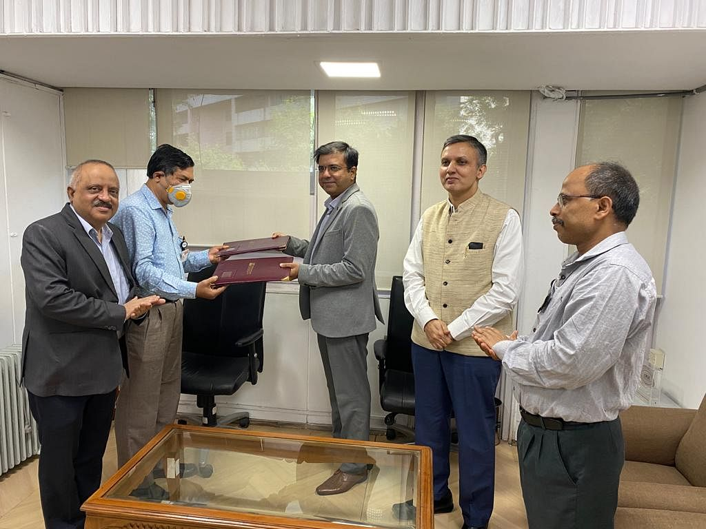 NTPC Vidyut Vyapar Nigam in pact with Greenko Energies