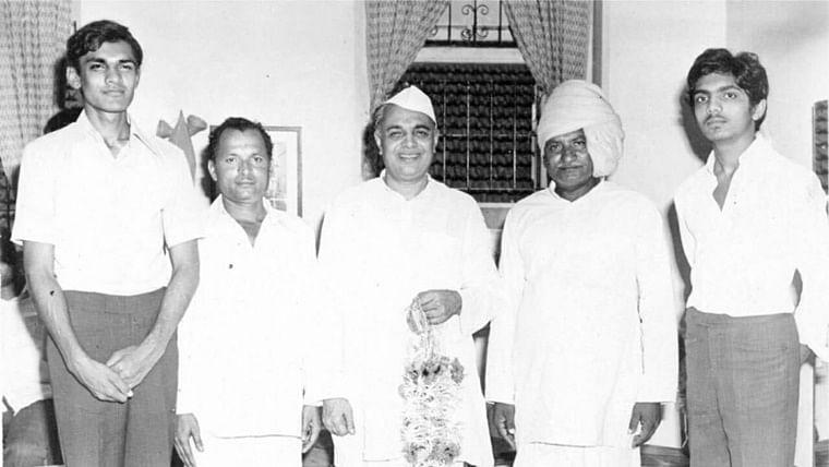 Rajarambapu Patil: 100 Years Tribute by Jayant Patil