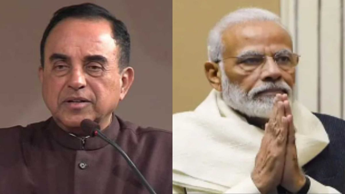 Postpone JEE and NEET to December: Swamy urges PM Modi not to 'put us all to shame'