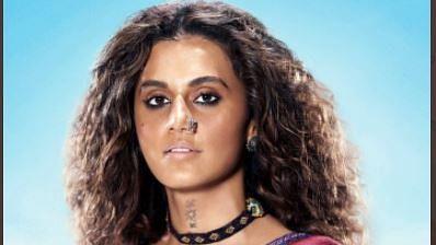 Taapsee Pannu starrer sports-drama 'Rashmi Rocket' to hit floors in November