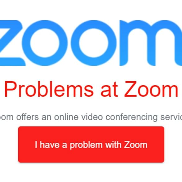 Zoom Down: How to check if your Zoom App has stopped working?