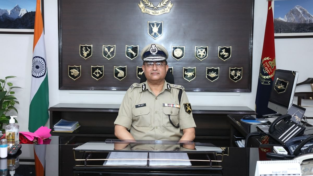 Rakesh Asthana takes over as DG BSF