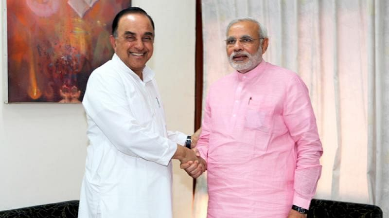 Subramanian Swamy says PM Modi has no contribution towards Ram Mandir, praises Rajiv Gandhi, PVN Rao instead