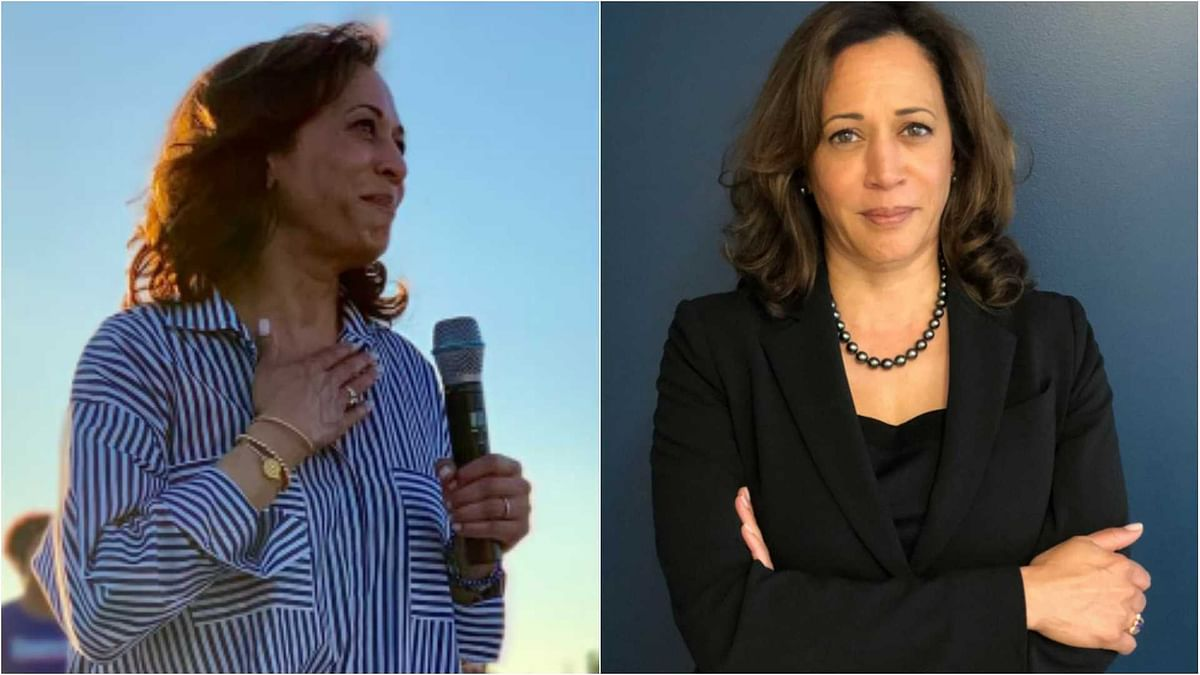Is Kamala Devi Harris Hindu or Christian?