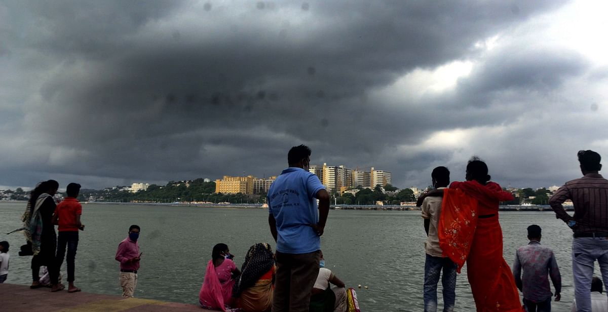 Bhopal Weather Update: Corona deprives city of monsoon maza