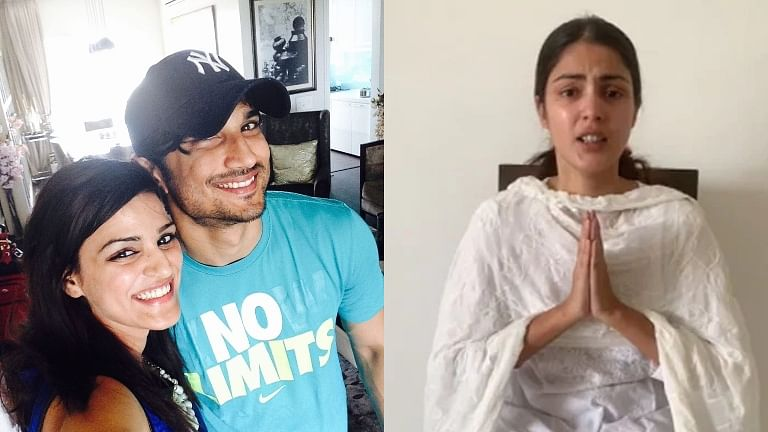 Sushant Singh Rajput's sister wants CBI action against Rhea Chakraborty over alleged drug chat