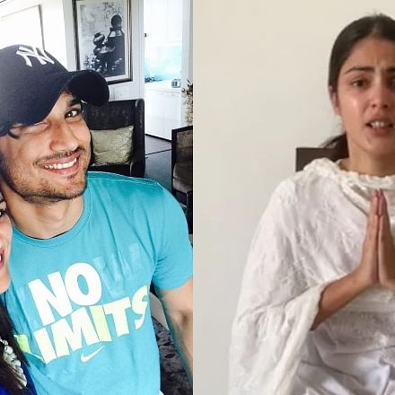 Dismiss plea of Sushant Singh Rajput's sisters for quashing FIR: Rhea Chakraborty to HC