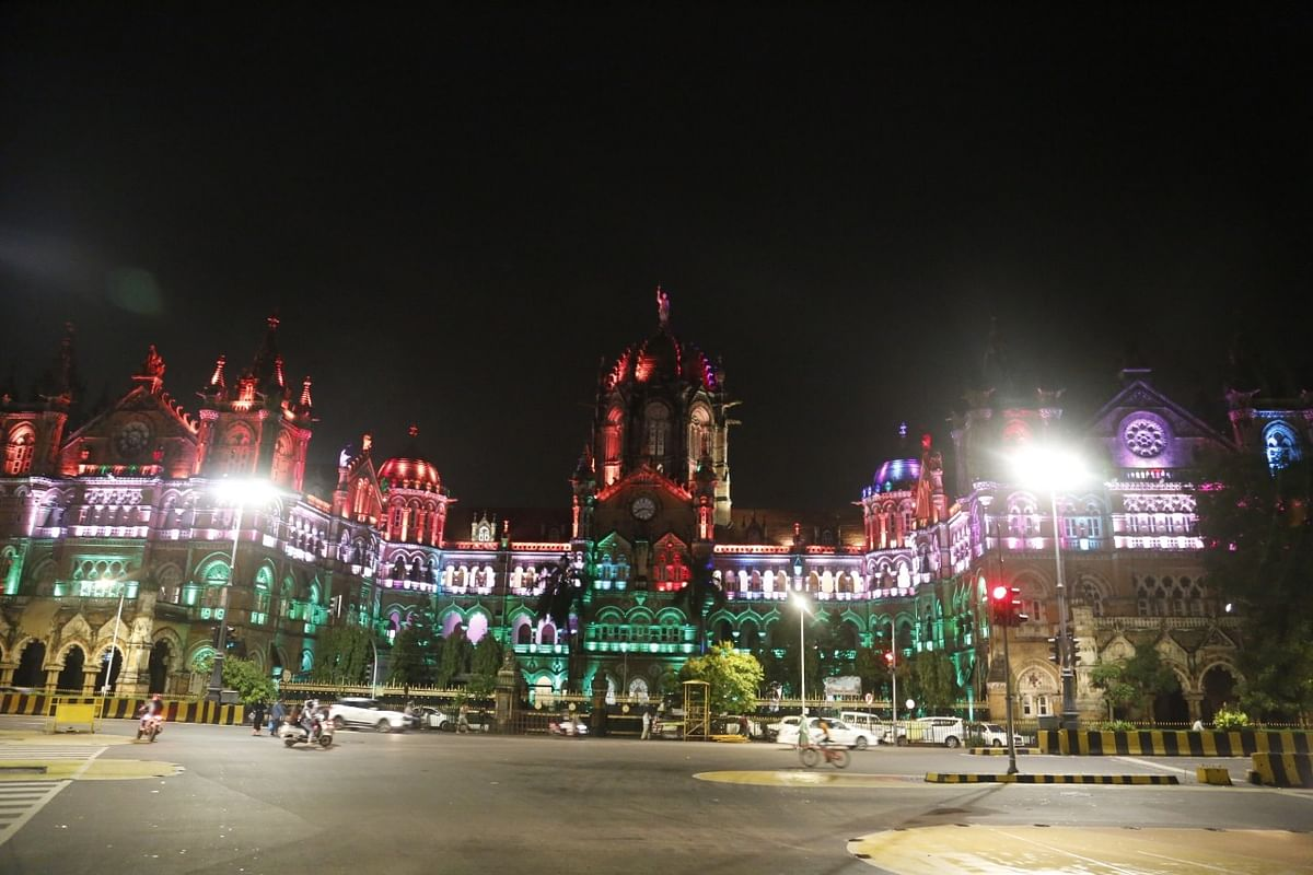 Independence Day 2020: Pictures of South Bombay in tricolors
