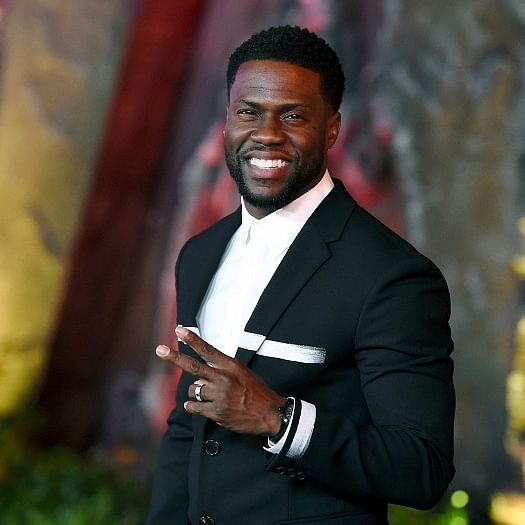 Kevin Hart says he battled Covid-19 around same time as Tom Hanks