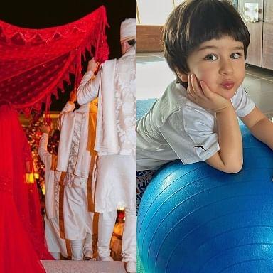 Raksha Bandhan 2020: Amitabh Bachchan, Priyanka Chopra and others mark the occasion with throwback pics