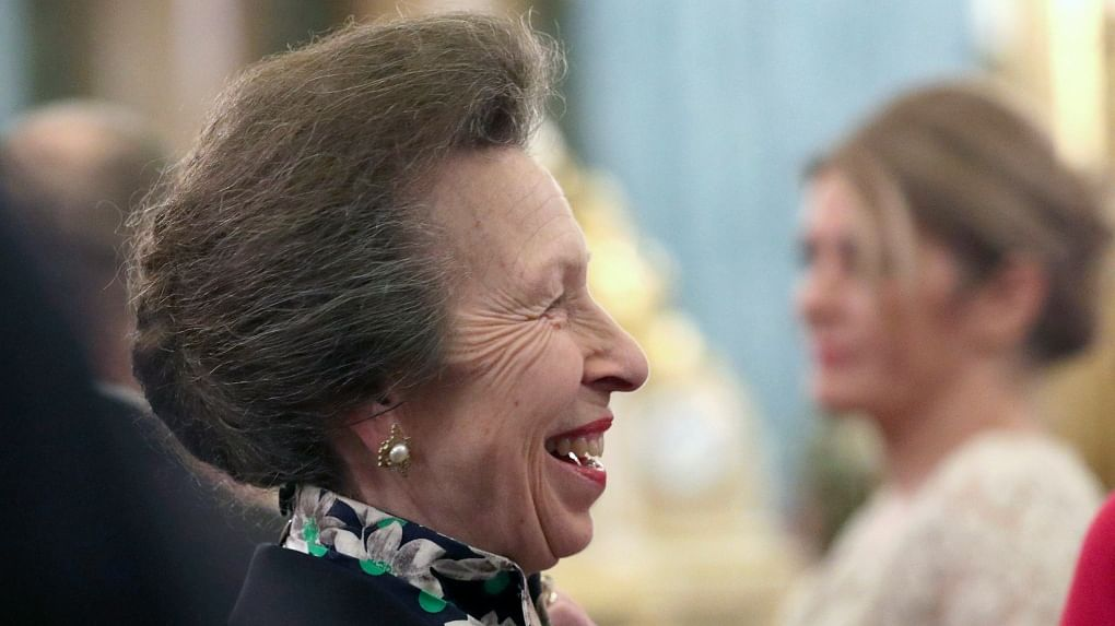 Low-key 70th birthday for UK's Princess Anne this year