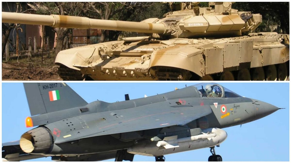 Teji Mandi: Government's arms import ban a huge boost to 'Aatmanirbhar Bharat' initiative