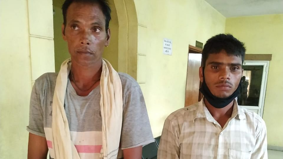 Two accused of attempts to encroach forest land