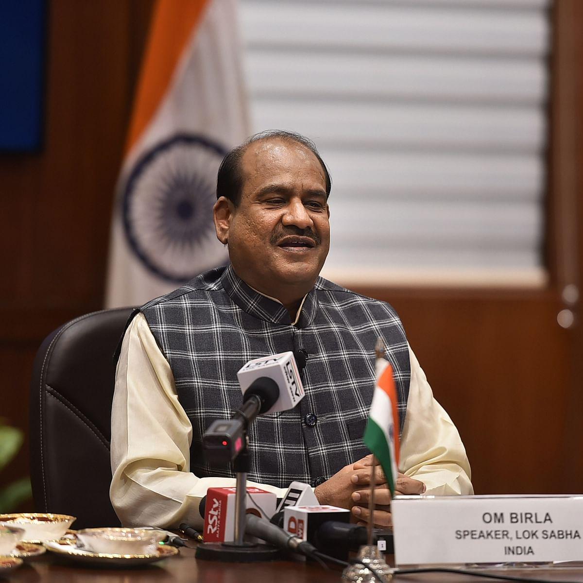 Lok Sabha Speaker Om Birla's father passes away at 92