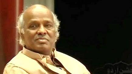Veteran poet and lyricist Rahat Indori