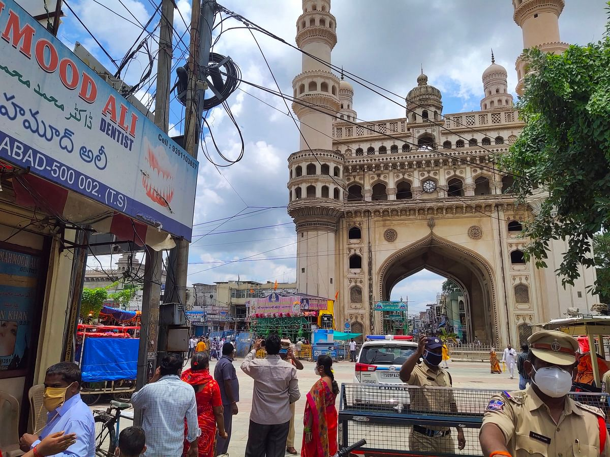 Hyderabad among top 20 most surveilled cities globally, top in India