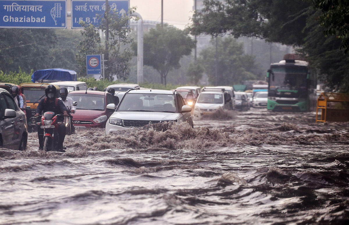 Madhya Pradesh: Heavy rains lash parts of the state, red alert issued for 6 districts