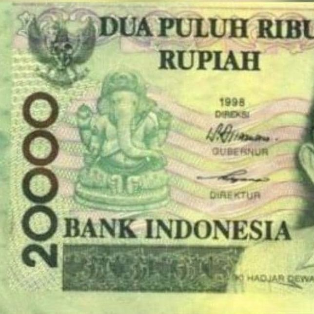 Ganesh Chaturthi Trivia: Did you know Indonesian currency has Lord Ganesha on its 20,000 rupiah note?