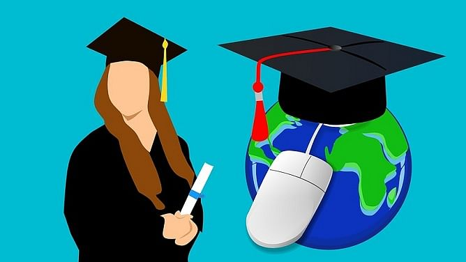 COVID-19 effect: Blending new ideas in foreign education