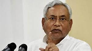Pull your socks up: Nitish tells officers