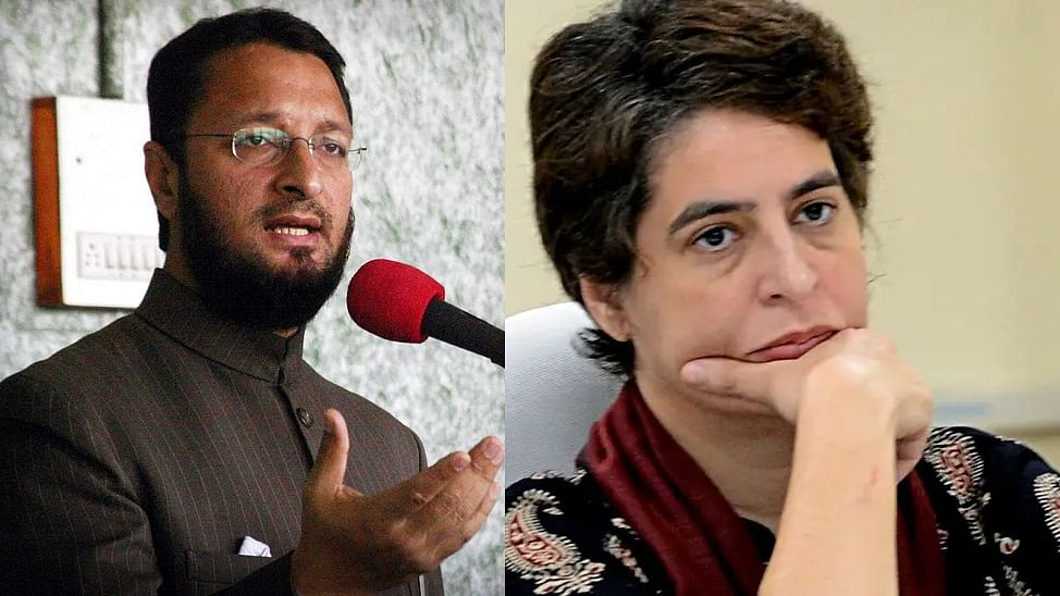 'Be proud of your party's contributions in demolition of our Babri Masjid': Owaisi hits out at Priyanka Gandhi