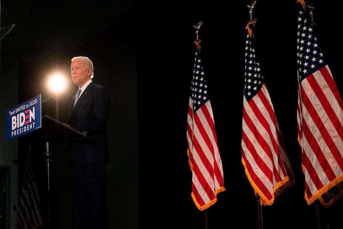 Joe Biden: To save lives, I'd shut down economy