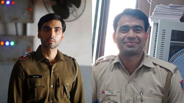 Delhi Police Constable Firoz Alam has an interesting connection with 'Paatal Lok' character Imran Ansaari