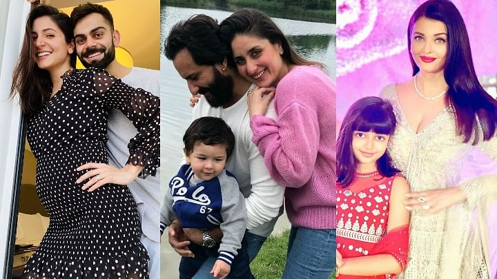#VIRUSHKABaby: From Anushka Sharma to Aishwarya Rai Bachchan, Bollywood actresses who embraced motherhood in their 30s