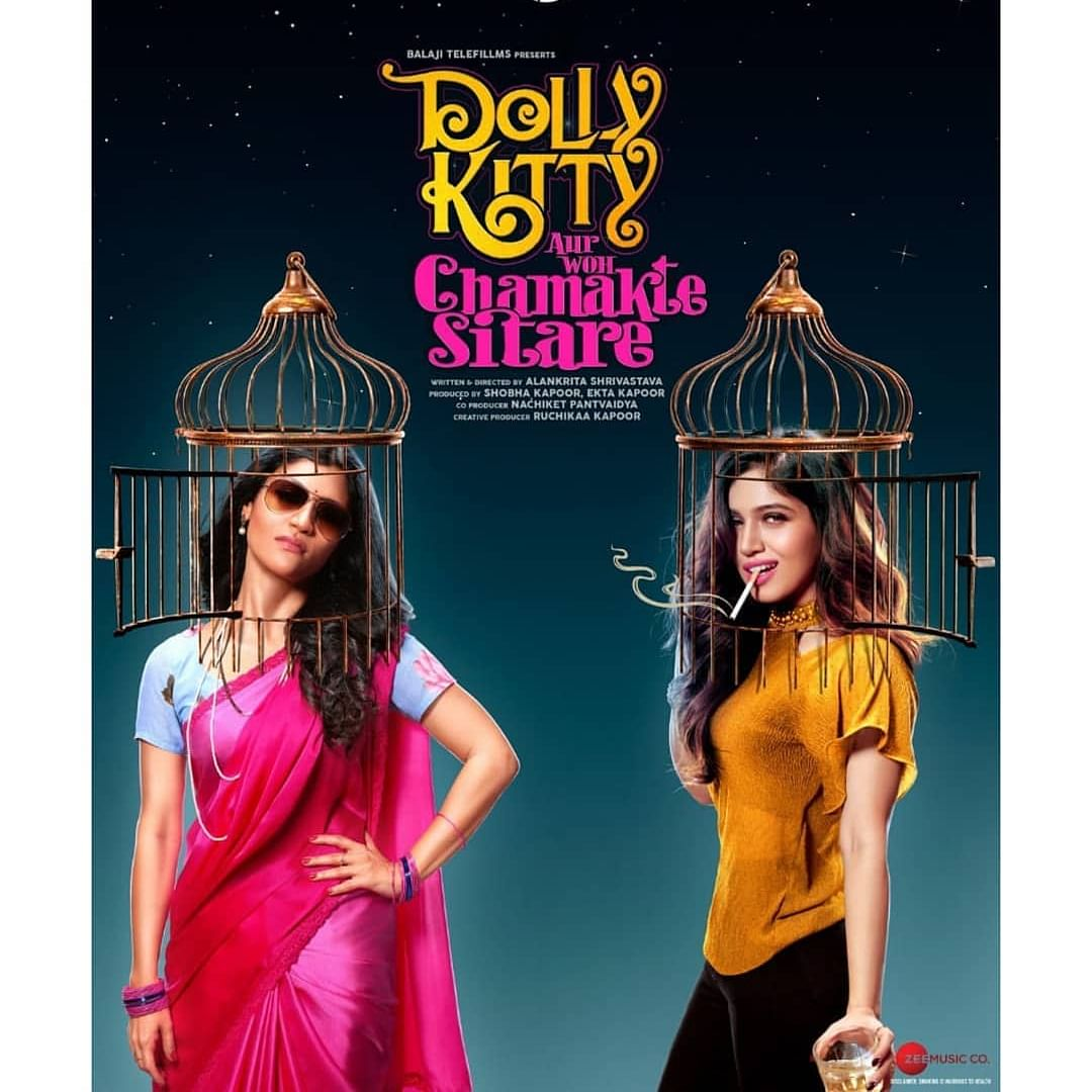 Bhumi Pednekar, Konkona Sensharma's 'Dolly Kitty Aur Woh Chamakte Sitare' to have OTT release in September