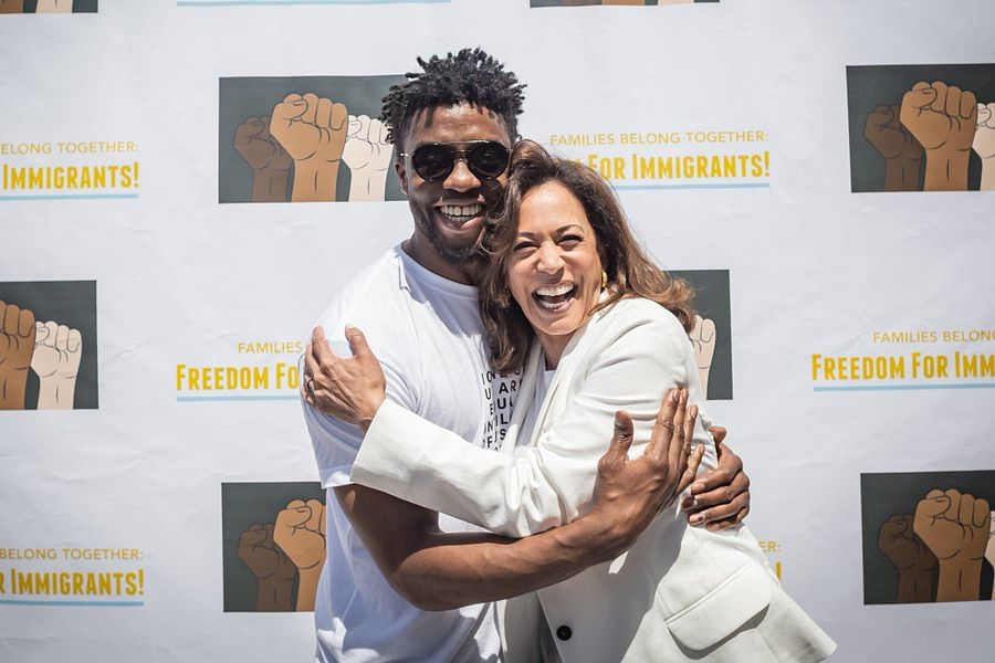 Chadwick Boseman passes away: Black Panther actor's last tweet was for Kamala Harris