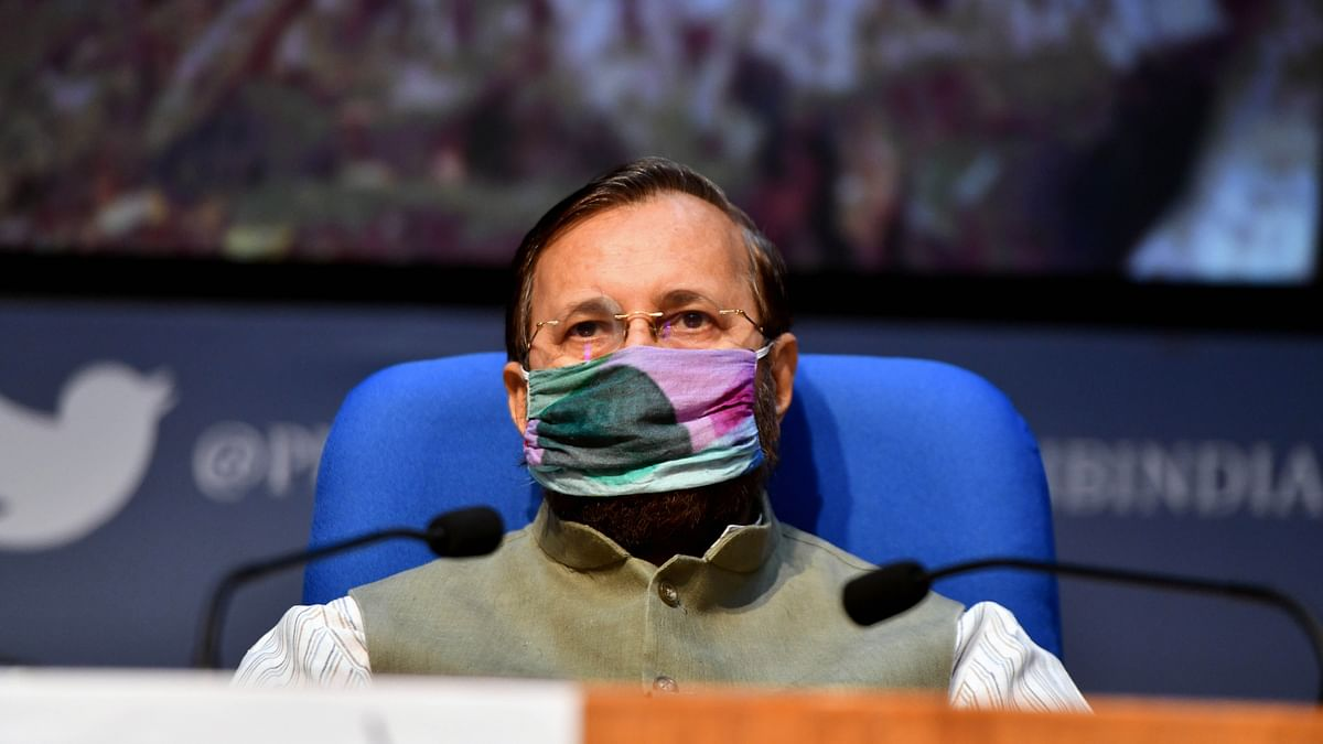 'Responsible journalism should not suffer': I&B Minister Prakash Javadekar slams TRP-driven news coverage