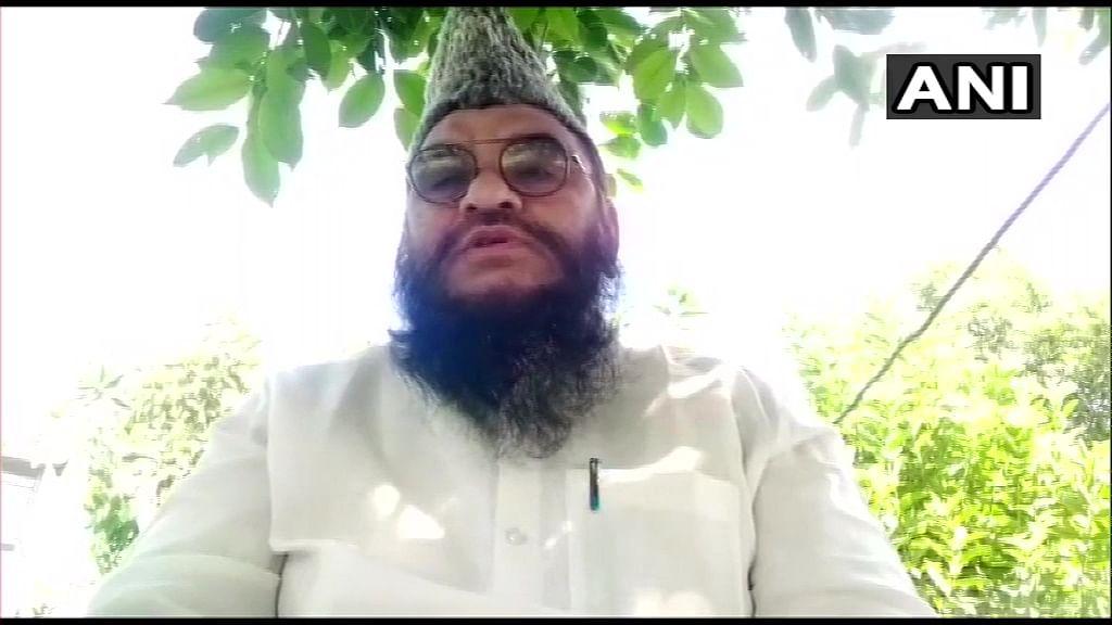 Day after Ram Mandir Bhoomi Pujan, AIIA's Sajid Rashid says 'Temple will be demolished to build mosque'