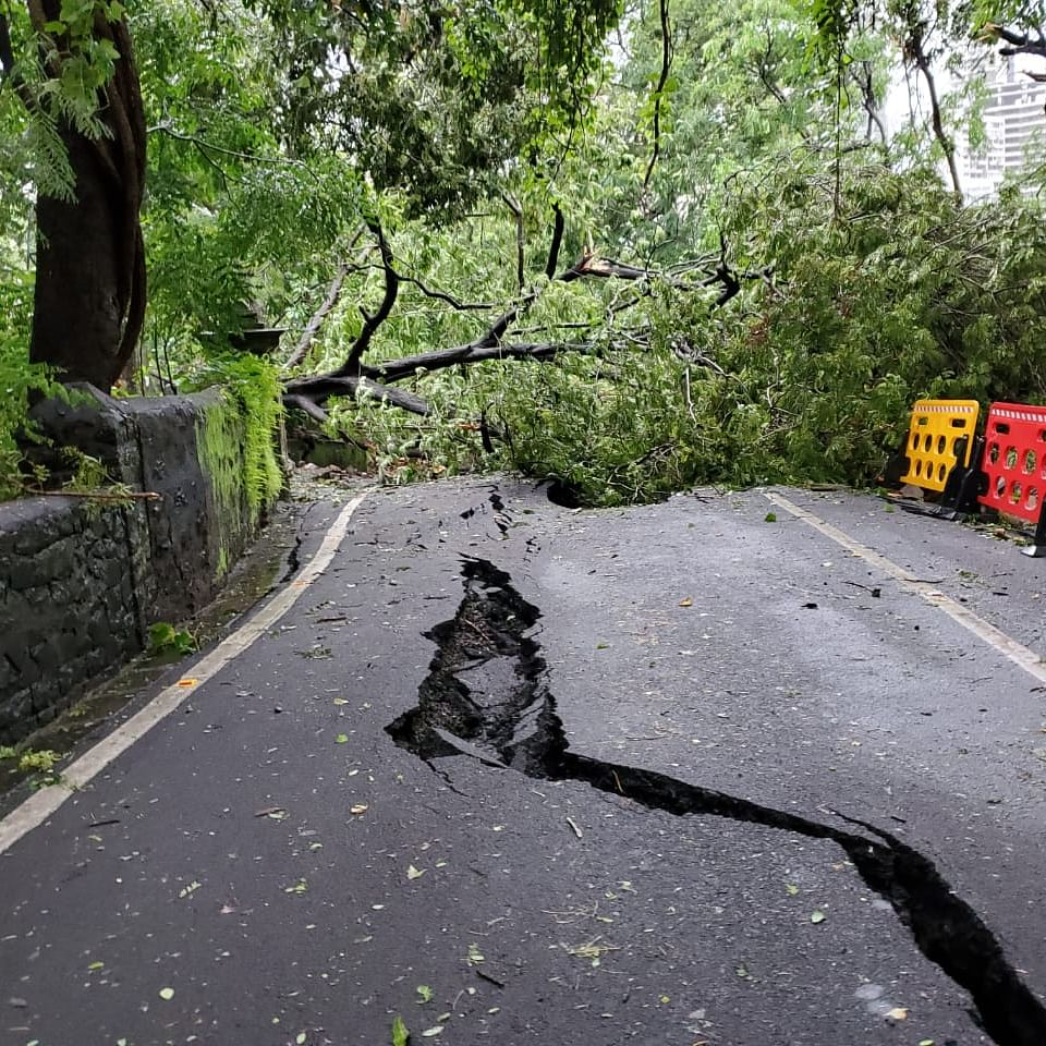 Mumbai: BMC plans to reconstruct Malabar Hill road within six months
