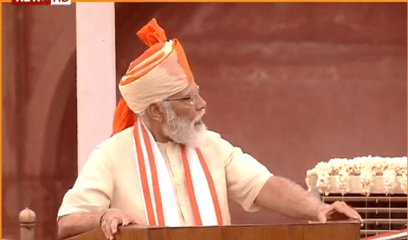 Independence Day 2020 latest updates: Prime Minister Narendra Modi starts his addresses to nation