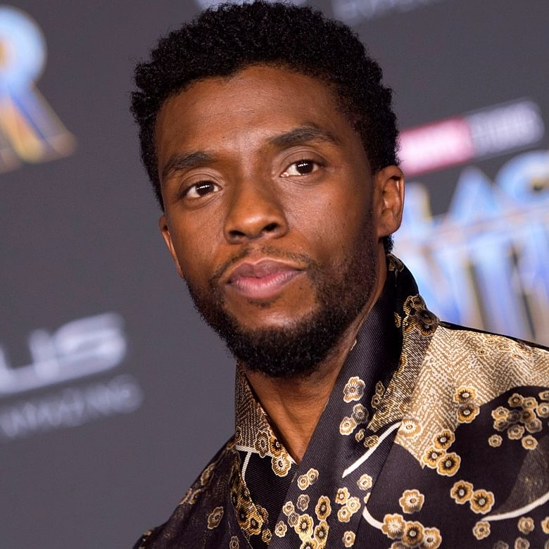 Chadwick Boseman honoured at Disneyland