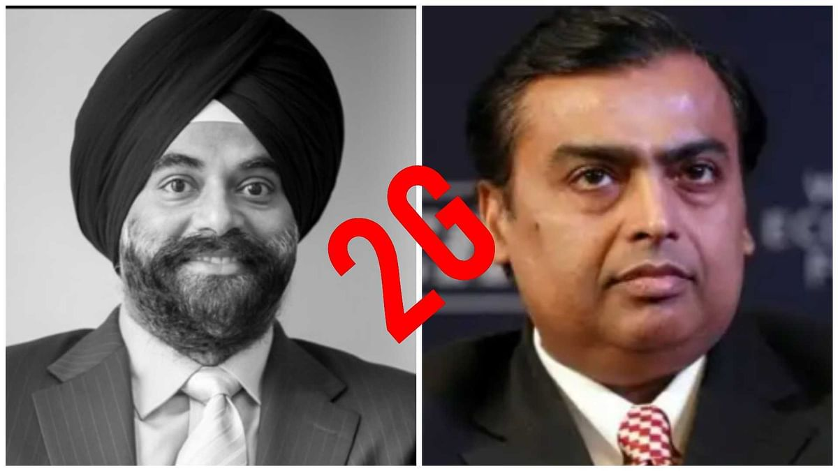 Vodafone Idea MD Ravinder Takkar rejects Mukesh Ambani's call for '2G Mukt' India