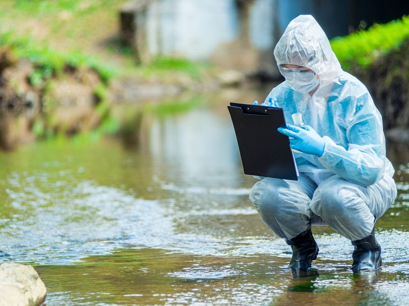 Wastewater containing coronavirus may be potential threat, say scientists