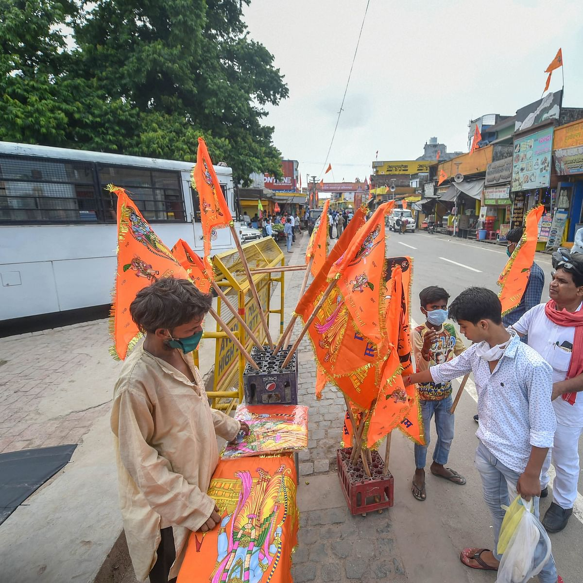 Ayodhya Bhoomi Pujan: When and where to watch Ram Mandir foundation event live