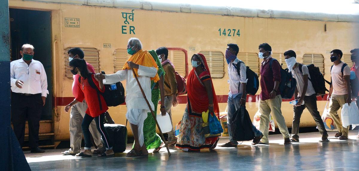 Rs 42 lakh loss as most Shramik trains left empty: Maharashtra govt to Bombay HC